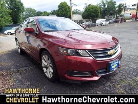 2017 Chevrolet Impala for sale at Hawthorne Chevrolet in Hawthorne NJ