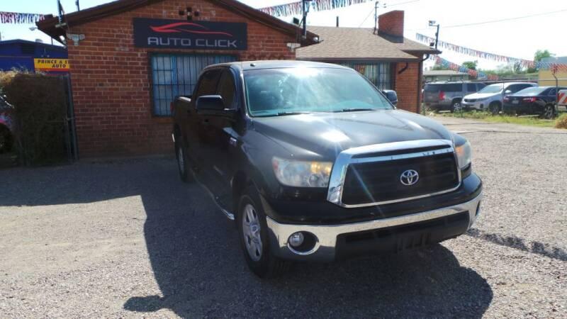 2012 Toyota Tundra for sale at Auto Click in Tucson AZ