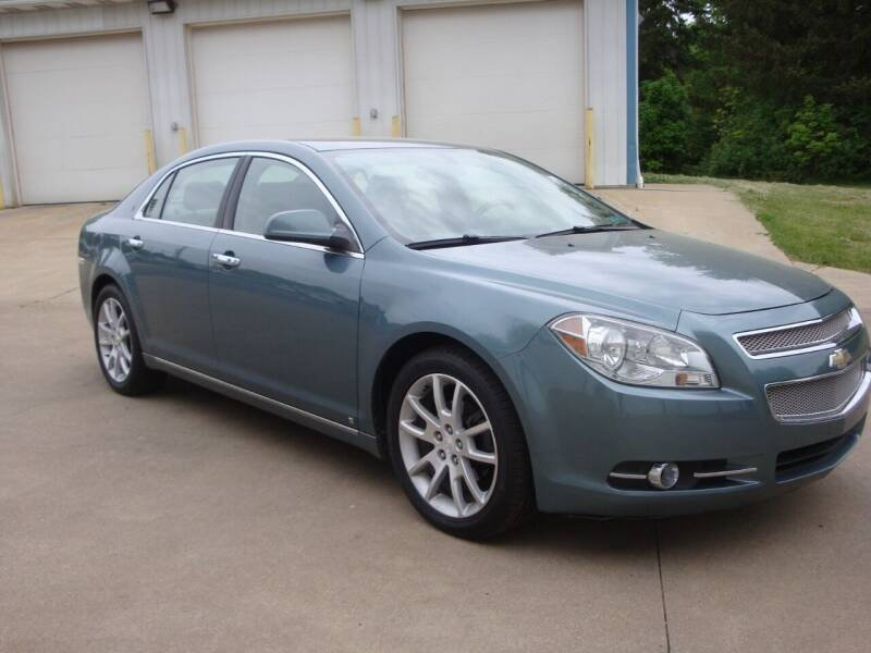 2009 Chevrolet Malibu for sale at Jay's Auto Sales Inc in Wadsworth OH