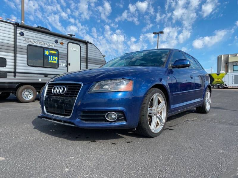 2013 Audi A3 for sale at Right Price Auto in Idaho Falls ID
