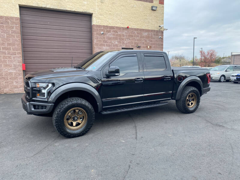 2017 Ford F-150 for sale at CarNu  Sales in Warminster PA