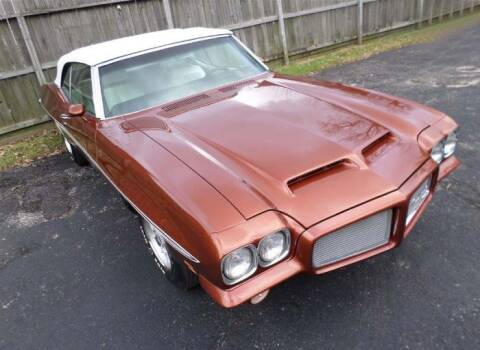 1971 Pontiac Le Mans for sale at Haggle Me Classics in Hobart IN