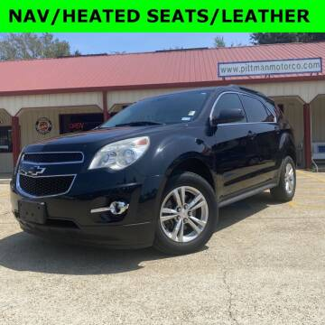 2013 Chevrolet Equinox for sale at PITTMAN MOTOR CO in Lindale TX