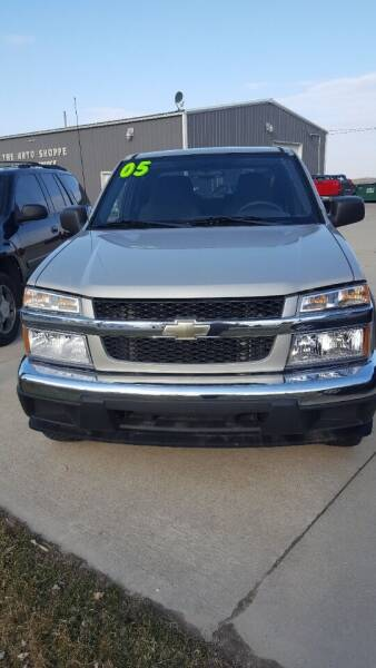 2005 Chevrolet Colorado for sale at The Auto Shoppe Inc. in New Vienna IA