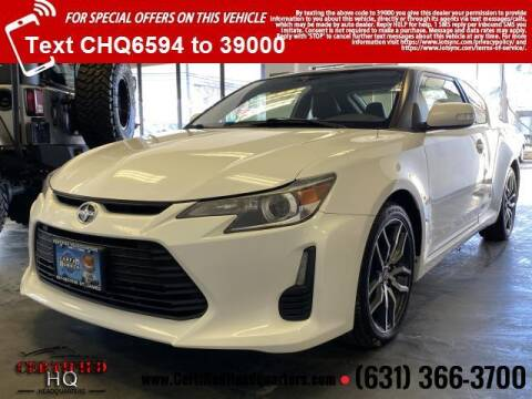 2014 Scion tC for sale at CERTIFIED HEADQUARTERS in St James NY