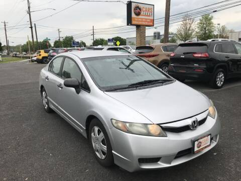 2011 Honda Civic for sale at Cars 4 Grab in Winchester VA
