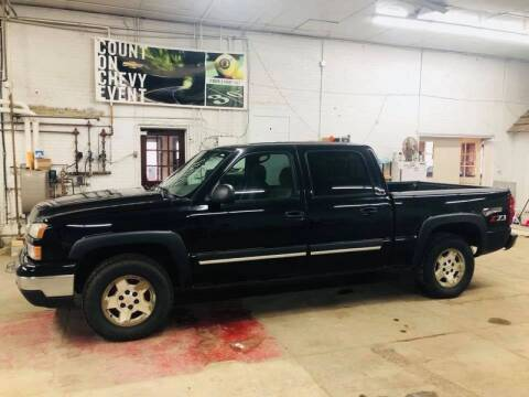 2006 Chevrolet Silverado 1500 for sale at Car Corral in Tyler MN