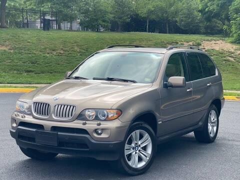 2005 BMW X5 for sale at Diamond Automobile Exchange in Woodbridge VA