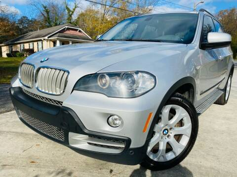 2008 BMW X5 for sale at Cobb Luxury Cars in Marietta GA
