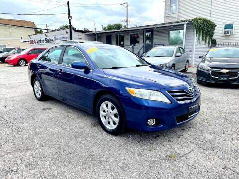 2010 Toyota Camry for sale at D & A Motor Sales in Chicago IL