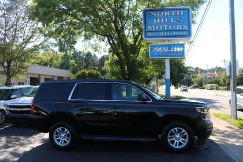 2015 Chevrolet Tahoe for sale at North Hills Motors in Raleigh NC