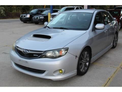 2010 Subaru Impreza for sale at Inline Auto Sales in Fuquay Varina NC