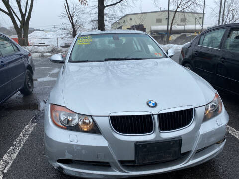 2006 BMW 3 Series for sale at JerseyMotorsInc.com in Teterboro NJ