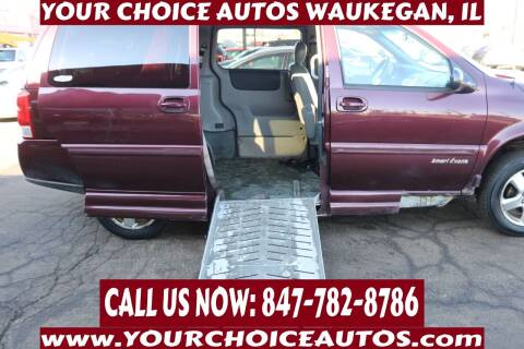 2007 Chevrolet Uplander for sale at Your Choice Autos - Waukegan in Waukegan IL