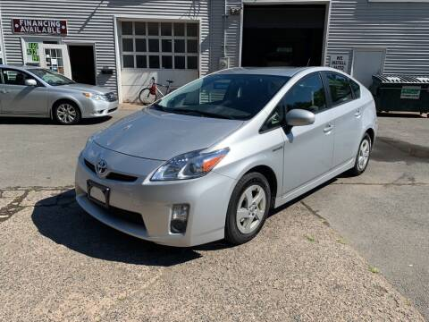 2010 Toyota Prius for sale at Manchester Auto Sales in Manchester CT