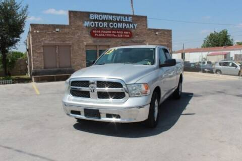 2013 RAM Ram Pickup 1500 for sale at Brownsville Motor Company in Brownsville TX