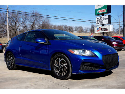 2016 Honda CR-Z for sale at Sand Springs Auto Source in Sand Springs OK