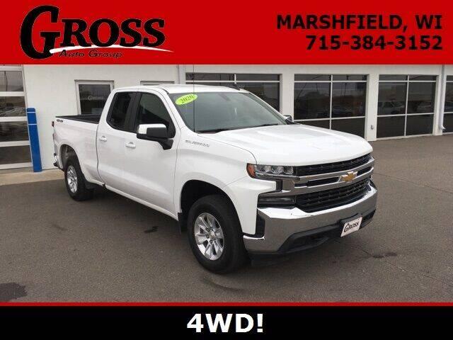 2020 Chevrolet Silverado 1500 for sale at Gross Motors of Marshfield in Marshfield WI