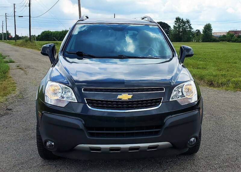 2014 Chevrolet Captiva Sport for sale at A F SALES & SERVICE in Indianapolis IN