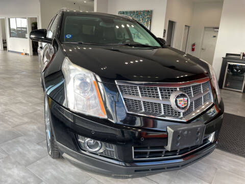 2012 Cadillac SRX for sale at Evolution Autos in Whiteland IN