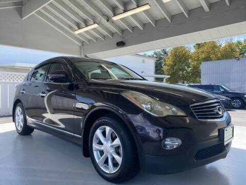 2010 Infiniti EX35 for sale at Pasadena Preowned in Pasadena MD