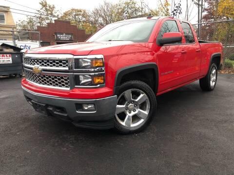 2015 Chevrolet Silverado 1500 for sale at PRNDL Auto Group in Irvington NJ