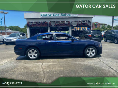 2013 Dodge Charger for sale at Gator Car Sales in Picayune MS