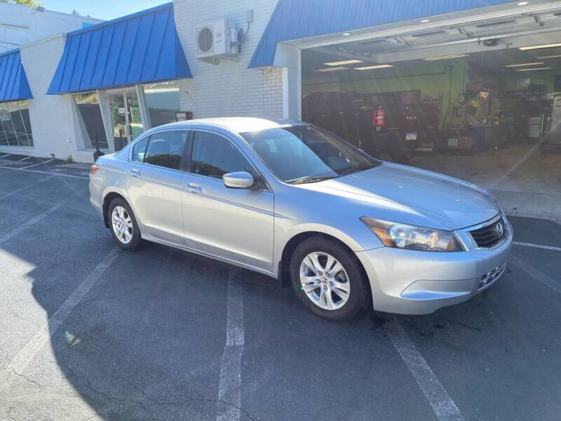 2009 Honda Accord for sale at Ginters Auto Sales in Camp Hill PA