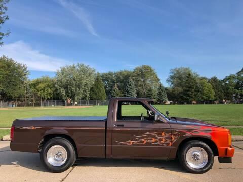 1985 Chevrolet S-10 for sale at MLD Motorwerks Pre-Owned Auto Sales - MLD Motorwerks, LLC in Eastpointe MI