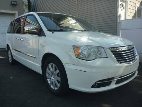 2011 Chrysler Town and Country for sale at Pinto Automotive Group in Trenton NJ