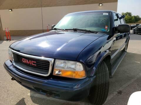 2003 GMC Sonoma for sale at Sarpy County Motors in Springfield NE
