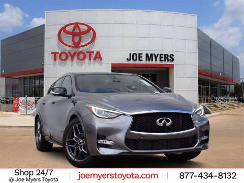 2018 Infiniti QX30 for sale at Joe Myers Toyota PreOwned in Houston TX