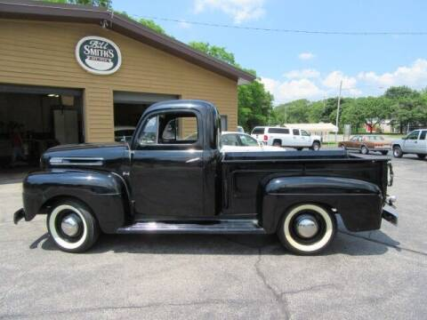1949 Ford F 1 for sale at Bill Smith Used Cars in Muskegon MI