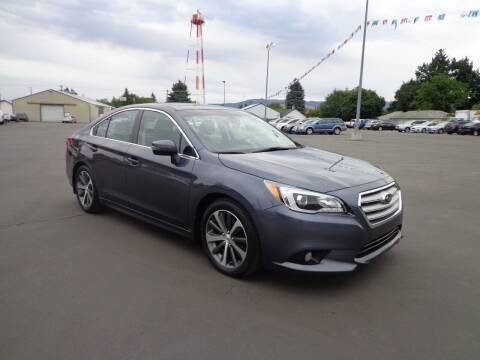 2016 Subaru Legacy for sale at New Deal Used Cars in Spokane Valley WA