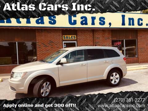 2009 Dodge Journey for sale at Atlas Cars Inc. - Elizabethtown Lot in Elizabethtown KY