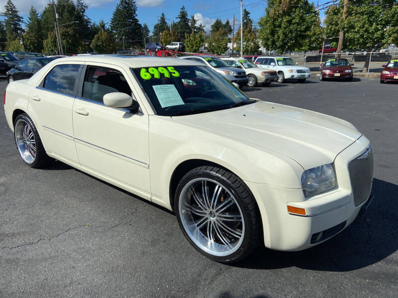 2007 Chrysler 300 for sale at Pacific Point Auto Sales in Lakewood WA