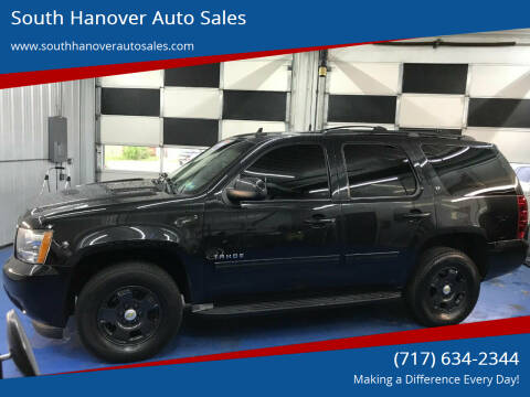 2011 Chevrolet Tahoe for sale at South Hanover Auto Sales in Hanover PA