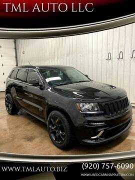2012 Jeep Grand Cherokee for sale at TML AUTO LLC in Appleton WI