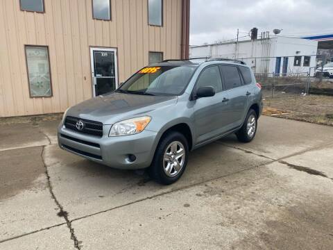 2007 Toyota RAV4 for sale at Walker Motors in Muncie IN