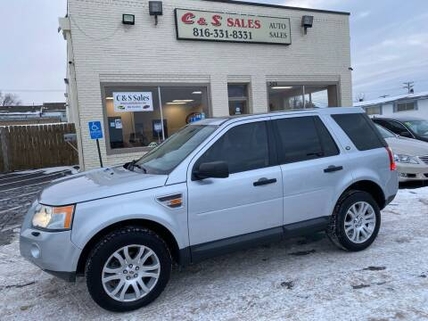 2008 Land Rover LR2 for sale at C & S SALES in Belton MO