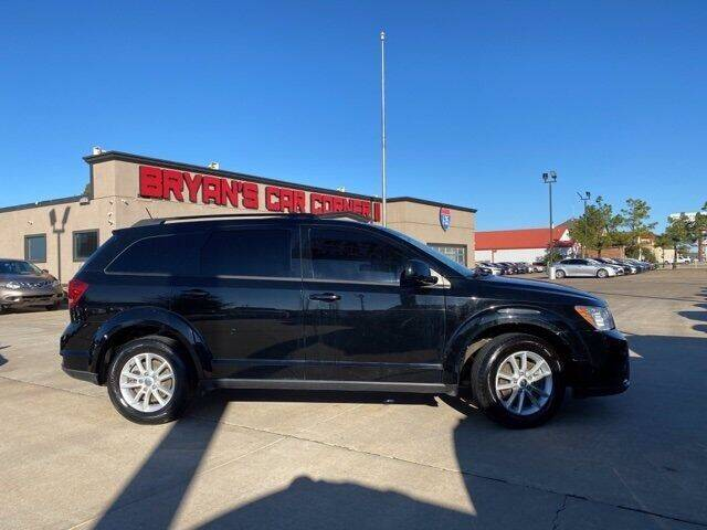 2017 Dodge Journey for sale at Bryans Car Corner in Chickasha OK