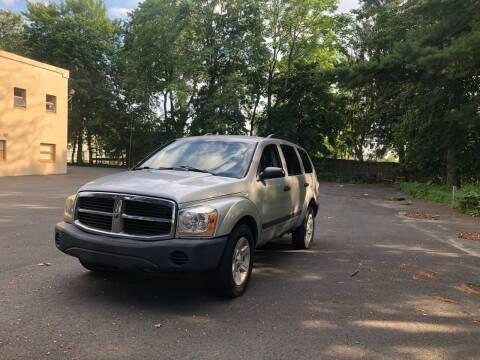 2005 Dodge Durango for sale at Kimp Enterprises LLC in Waterbury CT