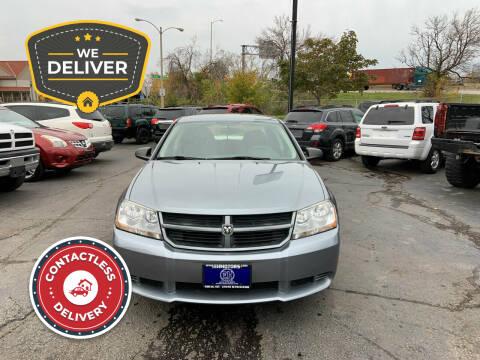 2008 Dodge Avenger for sale at E H Motors LLC in Milwaukee WI