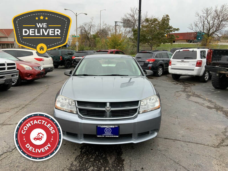 2008 Dodge Avenger for sale at E H Motors LLC in Milwaukee WI