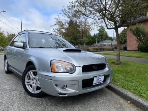 2004 Subaru Impreza for sale at DAILY DEALS AUTO SALES in Seattle WA