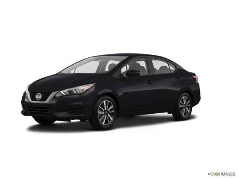 2021 Nissan Versa for sale at TEX TYLER Autos Cars Trucks SUV Sales in Tyler TX