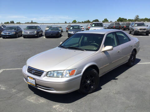 2000 Toyota Camry for sale at My Three Sons Auto Sales in Sacramento CA