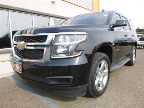 2015 Chevrolet Tahoe for sale at Torgerson Auto Center in Bismarck ND