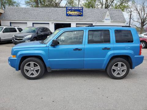 2008 Jeep Patriot for sale at Street Side Auto Sales in Independence MO