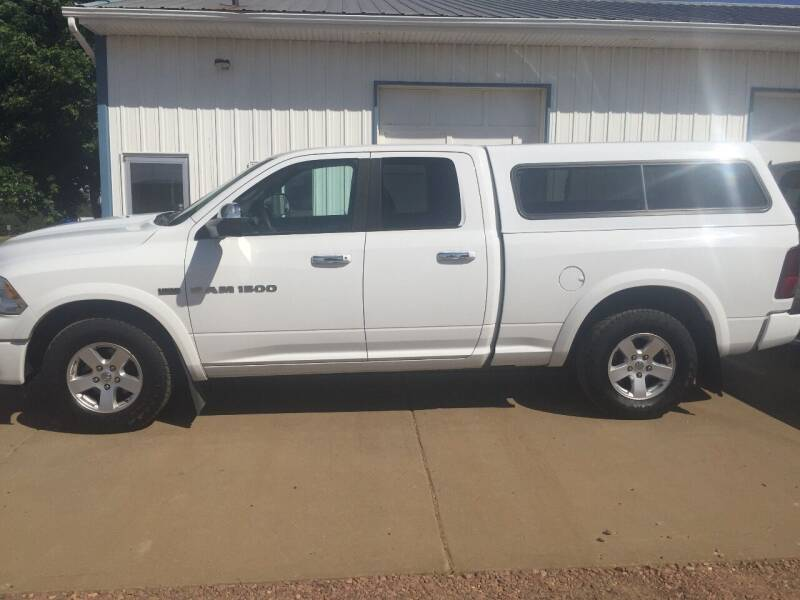2012 RAM Ram Pickup 1500 for sale at Bauman Auto Center in Sioux Falls SD